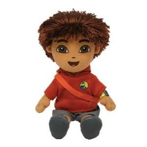 Babies Go Diego Go   Diego Animal Rescue (Red top): Toys & Games