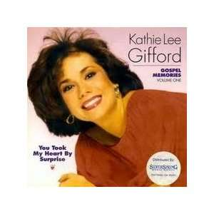 Gospel Memories (Volume One): Kathie Lee Gifford: Music