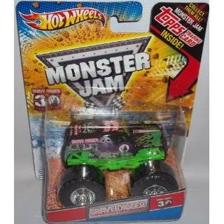Hot Wheels Monster Jam Grave Digger 30th Anniversary 164 Diecast