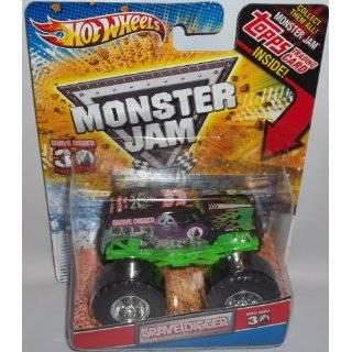Hot Wheels Monster Jam Grave Digger 30th Anniversary 164 Diecast