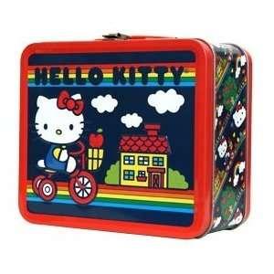 Hello Kitty Bike Rainbow Lunch Box SANLB0021