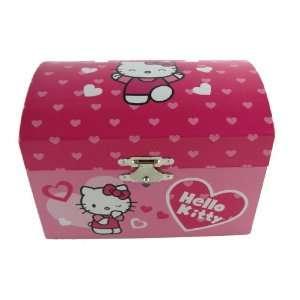 Kitty Music Box   Sweet Heart Hello Kitty Jewelry Box Toys & Games