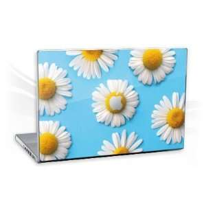 MacBook Pro 17 (1.Generation)   Daisies Notebook Laptop Vinyl Sticker