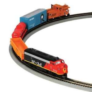 Athearn HO Scale Train Set Warbonnet Express Nacionales de