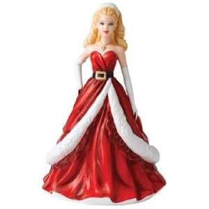 Royal Doulton 2011 Holiday Barbie Figurine