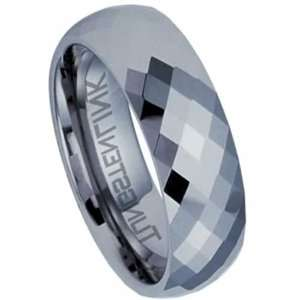 fit Wedding Band Ring (size 8) (available in sizes 8 12) Jewelry