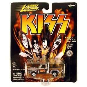 Johnny Lightning KISS 1978 Dodge Truck Die Cast: Toys & Games