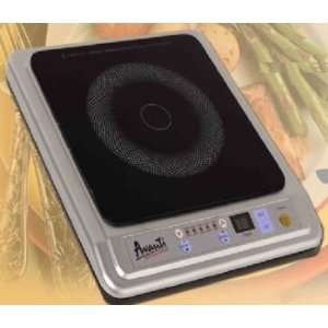 Avanti: 12 Portable Induction Cooktop with 6 Temperature Settings, 2