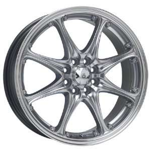 16x7 Konig Absolute (Opal w/ Machined Lip) Wheels/Rims 5x100/114.3