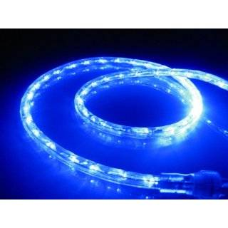 18Ft Rope Lights; Ocean Blue LED Rope Light Kit; 1.0LED