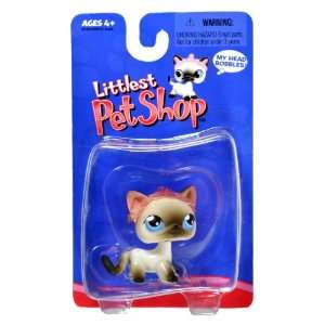 Hasbro Year 2004 Littlest Pet Shop Single Pack Series Bobble Head Pet
