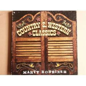 Country & Western Classics (3 LP Box Set): Marty Robbins: Music