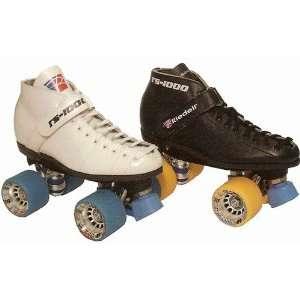 Riedell roller skates 125 NOVA Quad Speed Skates mens or
