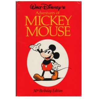 Walt Disneys adventures of Mickey Mouse (9780679508540