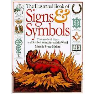 Book of Signs & Symbols [Paperback]: Miranda Bruce Mitford: Books