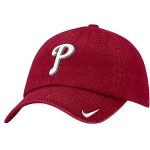Philadelphia Phillies MLB Red Unstructured Adjustable Stadium Baseball