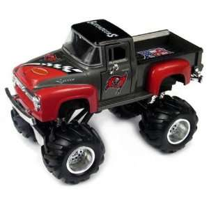 Tampa Bay Buccaneers 1956 Ford Monster Truck Sports & Outdoors