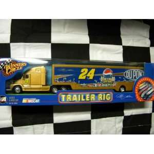 2003 Jeff Gordon #24 Pepsi Billion Dollars Dupont Hauler