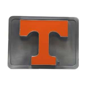 Tennessee Volunteers 3 D Trailer Hitch Cover   NCAA