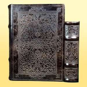 Art Nouveau Flower Motif Secret Nesting Book Box Set