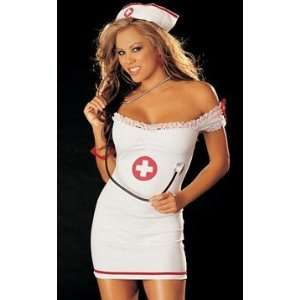 3 Piece Nurse Costume Set, From Shirley of Hollywood Toys
