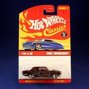 Hot Wheels Classics 164 Scale SERIES 2 Die Cast Vehicle Toys & Games