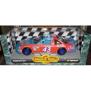 7803 Ertl American Muscle Nascar Boby Hamilton #43 STP Richard Petty