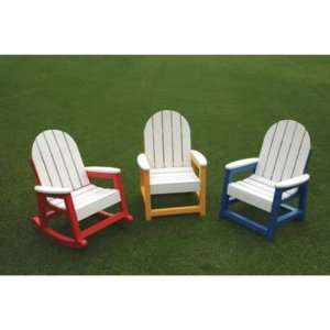 Recycled Plastic Kids Patio Chair C361K Patio, Lawn & Garden