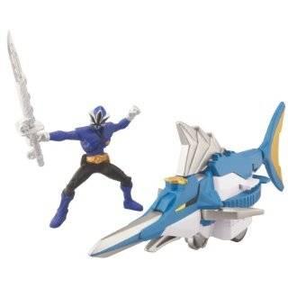 Power Ranger Samurai OctoZord And Mega Ranger Light  Toys & Games