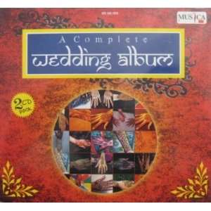 A Complete Wedding Album : 2cd Pack   Punjabi: Various: Music