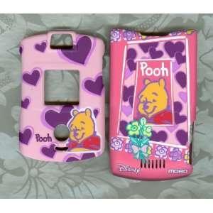RAZR FACEPLATE PHONE HARD CASE COVER V3 V3A,V3M Cell Phones