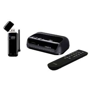 Blaster Wireless Audio Transmitter and Receiver Bundle Electronics