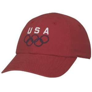Nike USA Olympic Team Red Ladies Campus Hat