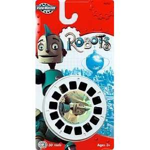 View Master *Robots* 3D Reels Toys & Games