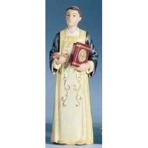 Of 6 Patron Saint Stephen Religious Figurines 3.5 Home & Kitchen