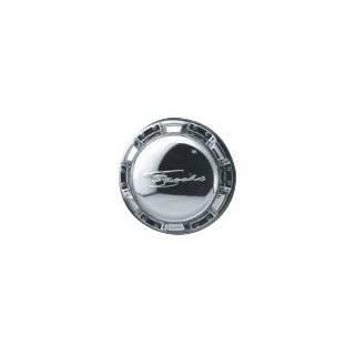 Mr. Lugnut C10410 Chrome Plastic Center Cap Cap for Akita