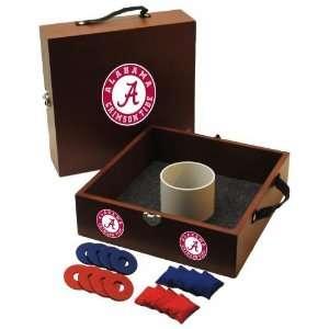 Alabama Crimson Tide Washer/Ring Toss/Bean Bag Cornhole