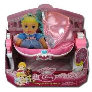 Disney Princess Rocking Bassinet Toys & Games