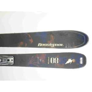 Used Rossignol Phantom SC 80 Advanced Ski w/Binding C