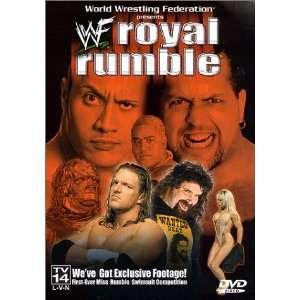 WWF Royal Rumble 2000 Billy Gunn, Triple H, Mick Foley