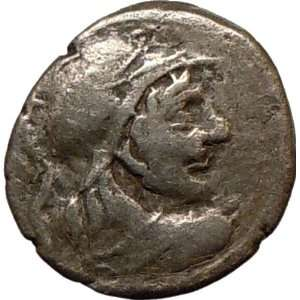 Lentulus Clodianus 88BC Ancient Silver Coin Mars War Horse Rare