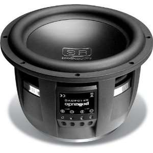 Polk Audio   SR104   Component Car Subwoofers Car Electronics