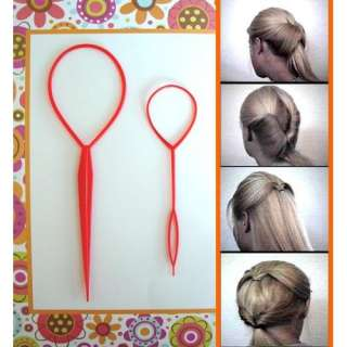 Topsy Tail, TopsyTail Hair Braid Maker, Ponytail Styling