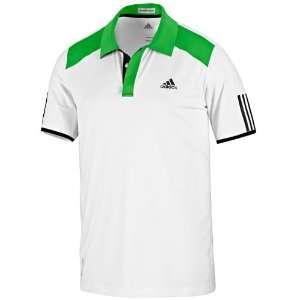 Adidas Mens Barricade Traditional Tennis Polo Shirt   V37467