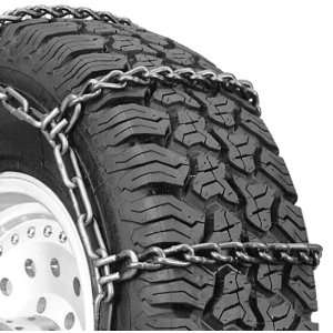 Security Chain Company QG2437 Quik Grip Truck Singles Mud Service Tire