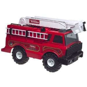 Tonka Mighty Fire Truck : Toys & Games :
