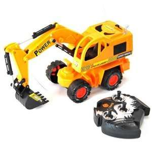educational toys full function wireless remote control excavator toy