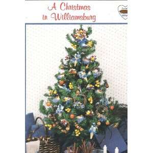 A Christmas in Williamsburg (Tree Trimmers) Books