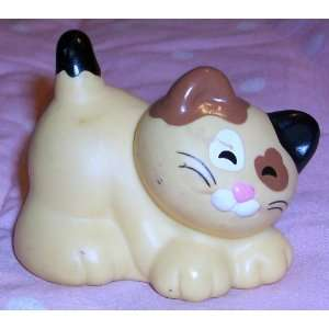 Fisher Price Little People Cat Replacement Figure Doll Toy  Toys