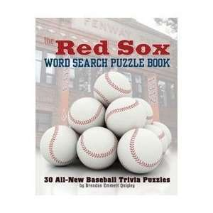 Red Sox Rule Word Search Puzzle Book (9781604331448